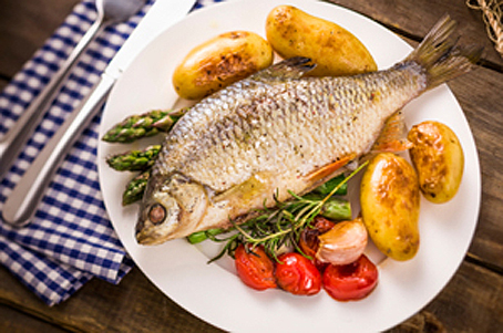 nutrition what to do when i don t like eating fish veg
