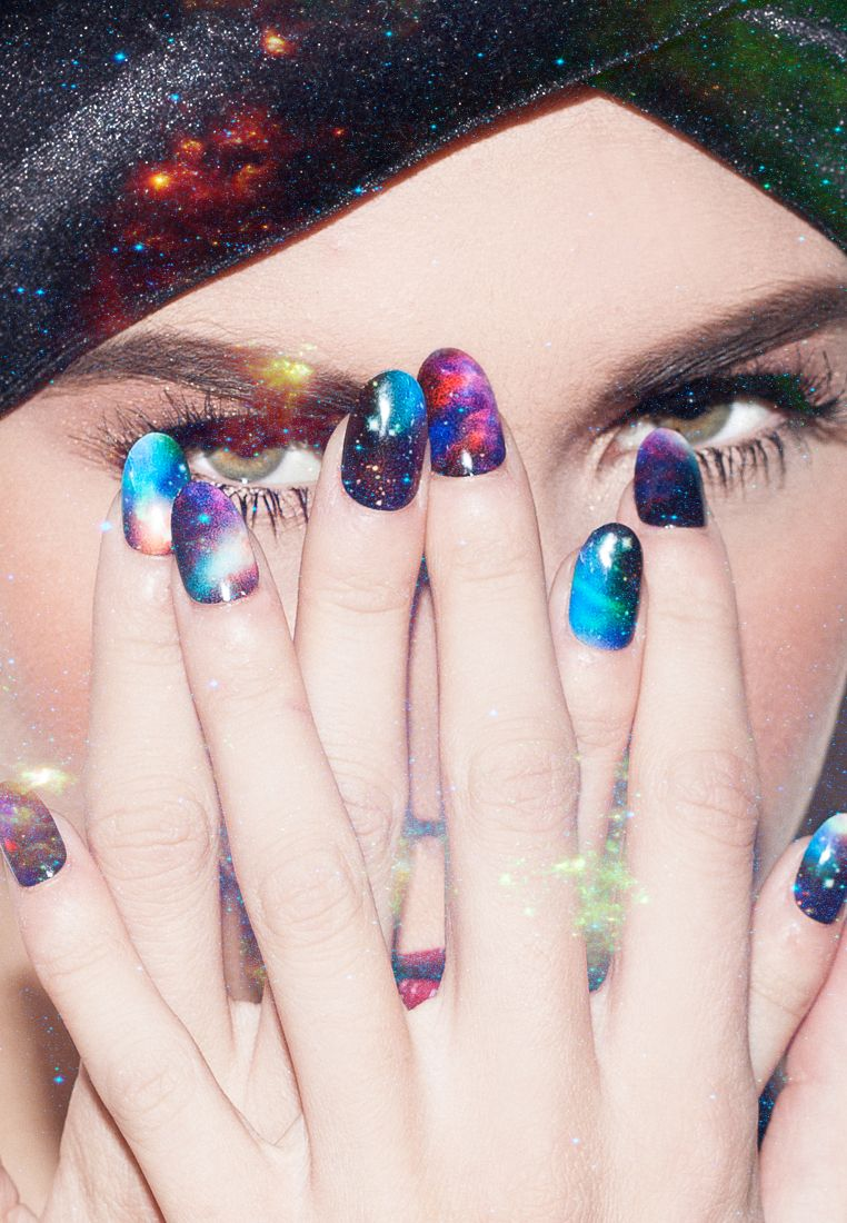 how to get instant long nails