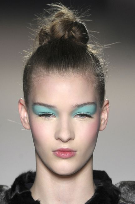 Makeup 10 Runway Trends Of Autumn Winter 2013 14 Marie