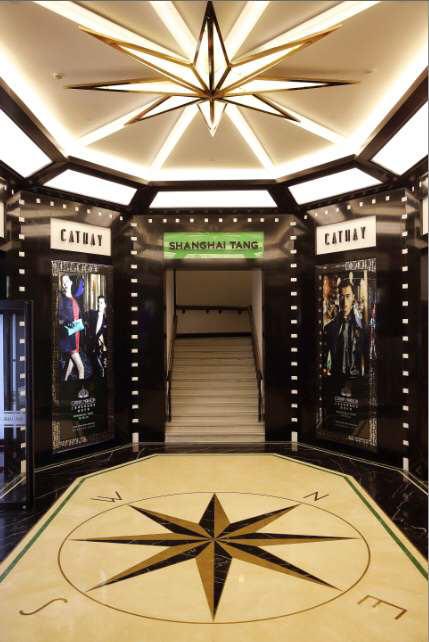 Art Deco Foyer : Shanghai tang goes art deco marie france asia women s