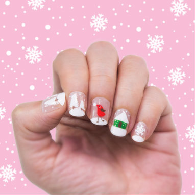 Nail Trends To Flaunt For The Holidays Marie France Asia Womens