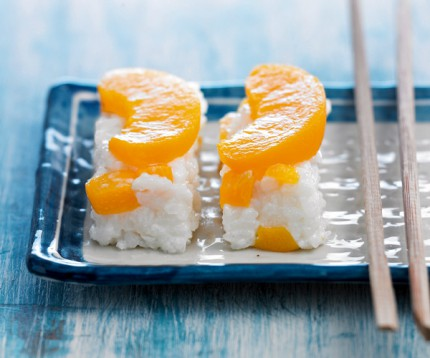 how to make sushi rice without sugar