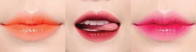 Laneige's Two Tone Tint Lip Bar will give you perfect