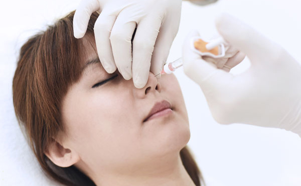 Image result for nose filler