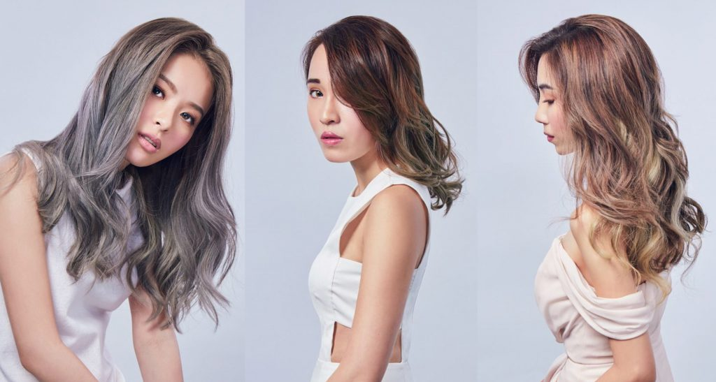 This Is The 1 Hair Trend In Singapore And It Might Surprise You