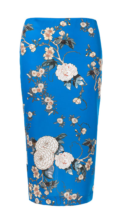 big discount of 2019 select for clearance newest selection Zara floral midi skirt - Marie France Asia, women's magazine